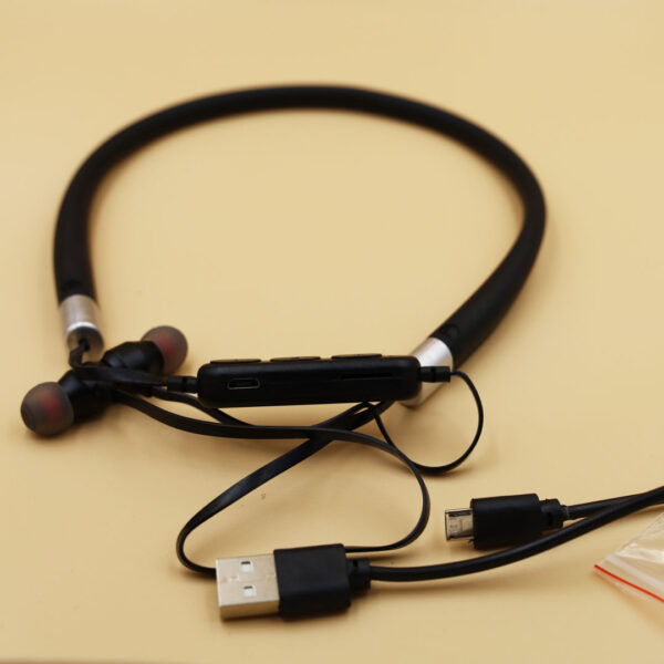 BL22 Bluetooth Sport Stereo Earphone Neckband With Microphone